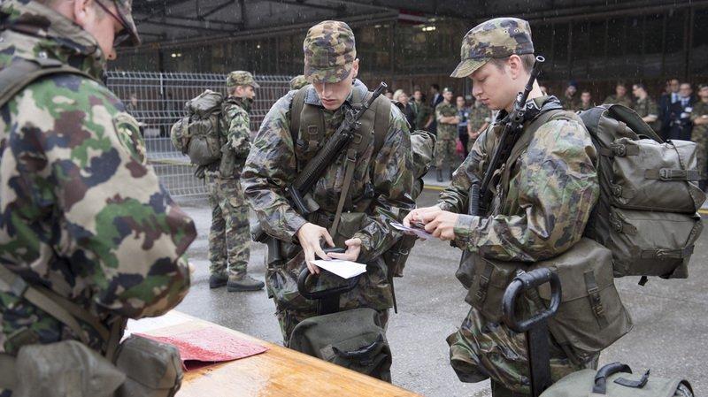Les militaires qui n'accomplissent pas la totalité de leurs obligations paieront une taxe unique