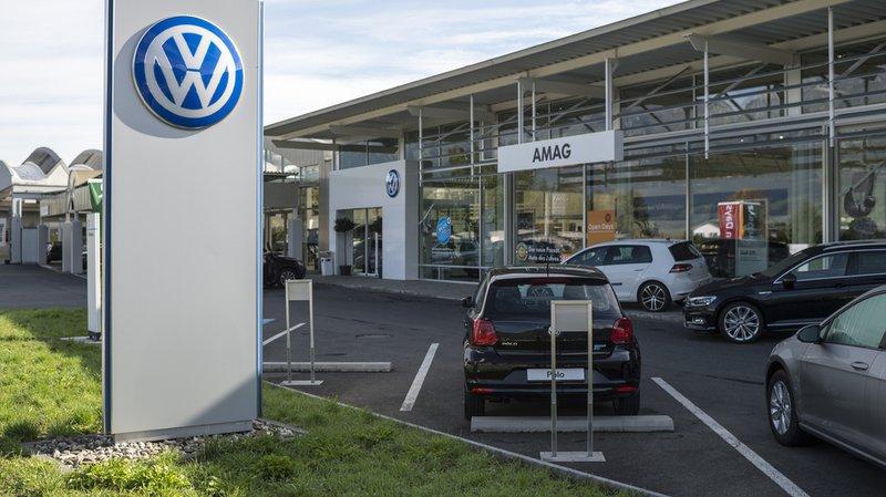 Scandale Volkswagen: une plainte a été déposée pour des clients suisses