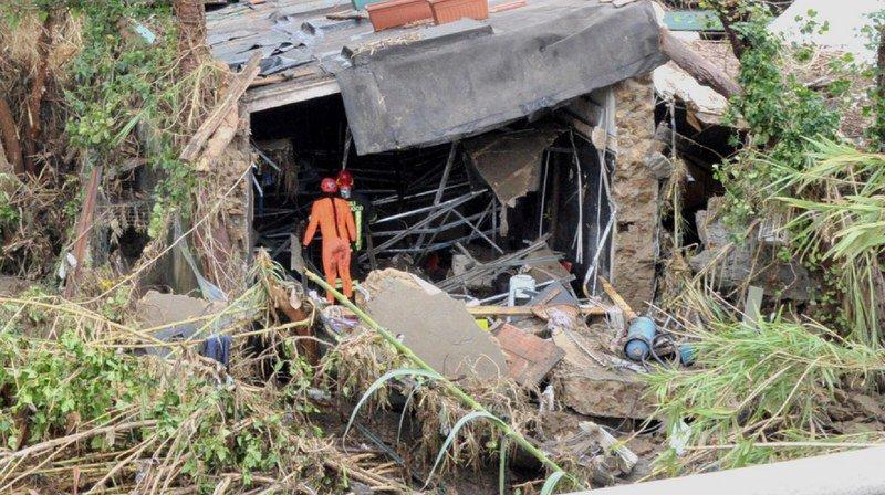 Inondations en Toscane: le bilan s'alourdit à 8 morts à Livourne