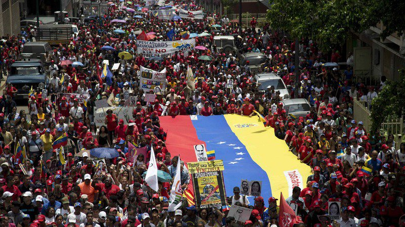 Venezuela: reprise timide du dialogue entre opposition et gouvernement