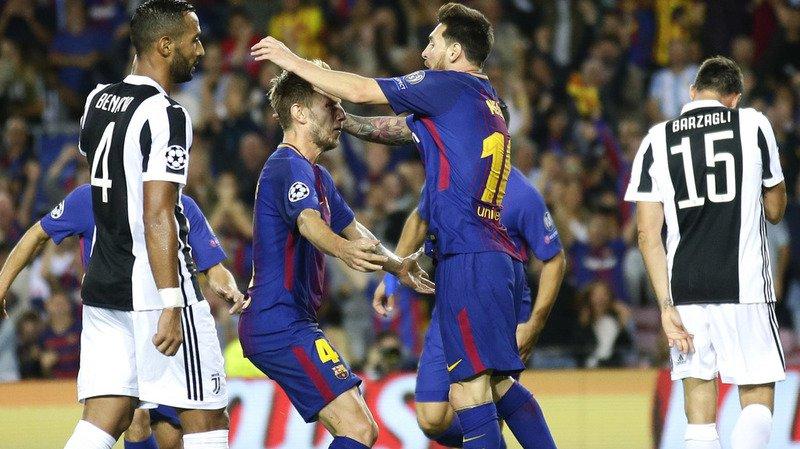 Football: Barcelone bat la Juventus 3-0, le PSG écrase le Celtic Glasgow, Bayern et Chelsea s'imposent