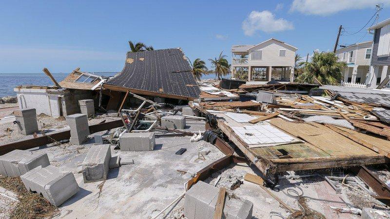 Irma: l'ouragan fait 12 morts en Floride, Donald Trump sera sur place jeudi