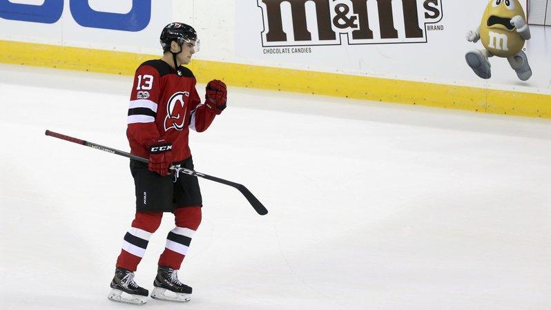 Hockey sur glace: Nico Hischier est parvenu à séduire les New Jersey Devils et leurs observateurs