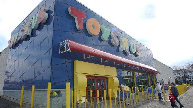 Jouets: Toys'R Us se déclare en faillite, le sort des succursales suisses inconnu