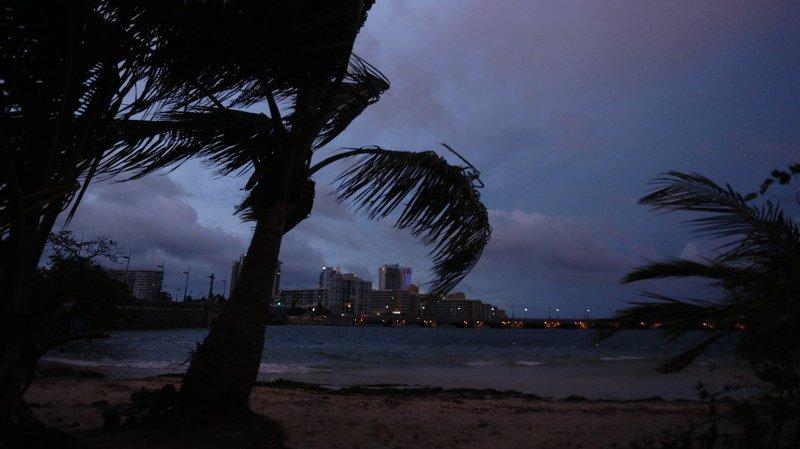 Caraïbes: Porto Rico a été pilonné par Maria, le plus puissant ouragan que le territoire ait connu