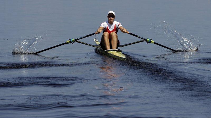 Jeannine Gmelin, pour la première fois sur un podium mondial, clôt une saison fabuleuse.