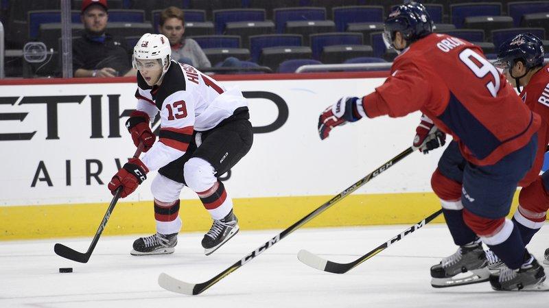 Hockey sur glace: la presse suisse souhaite la bienvenue à Nico Hischier en NHL