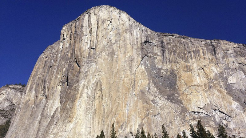 Au moins 30 grimpeurs se trouvaient sur El Capitan au moment des faits.