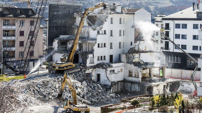 Les prix de l'immobilier repartent à la hausse en Valais