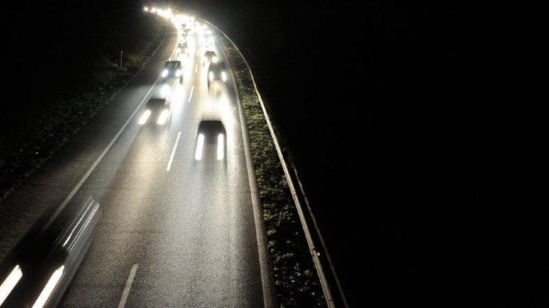 Chauffard: un adolescent pincé à 158 km/h dans une zone limitée à 60 km/h sur l'A9