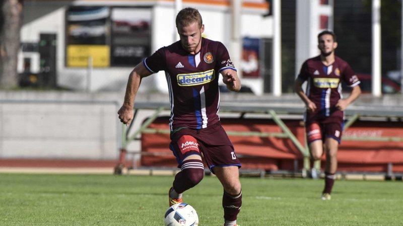 Thibault Constantin continue d'enchaîner les buts pour Martigny.
