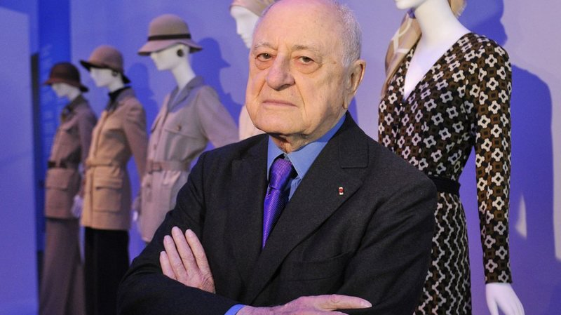 Carnet noir: Pierre Bergé, homme d'affaires et ancien compagnon d'Yves Saint Laurent, est mort