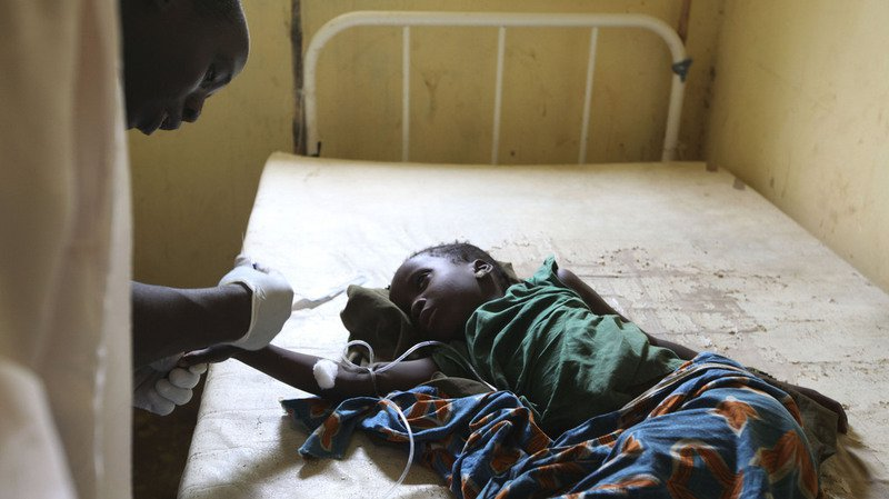Epidémie de choléra au Tchad: plus de 50 morts