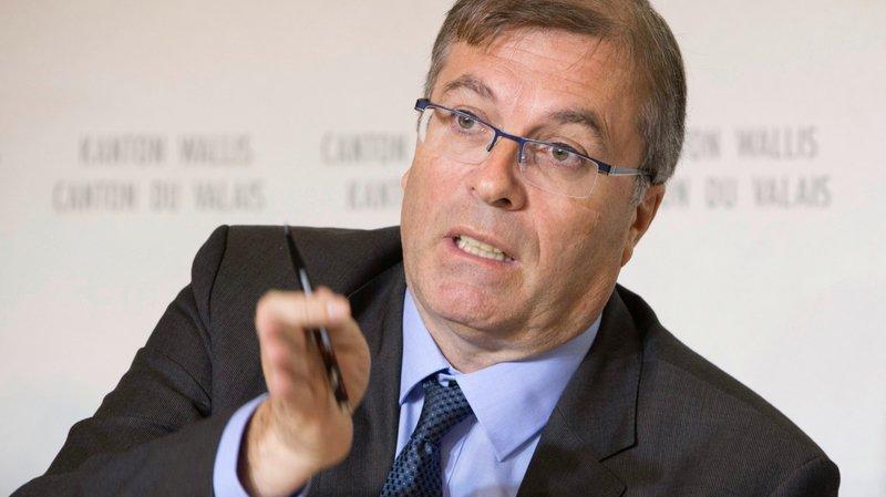 Jean-Michel Cina espère garder un budget global stable.