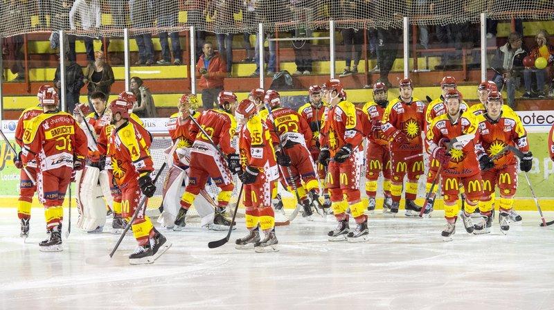 Le HC Sierre pourrait bien évoluer au côté de Sion, en Swiss Regio League la saison prochaine.