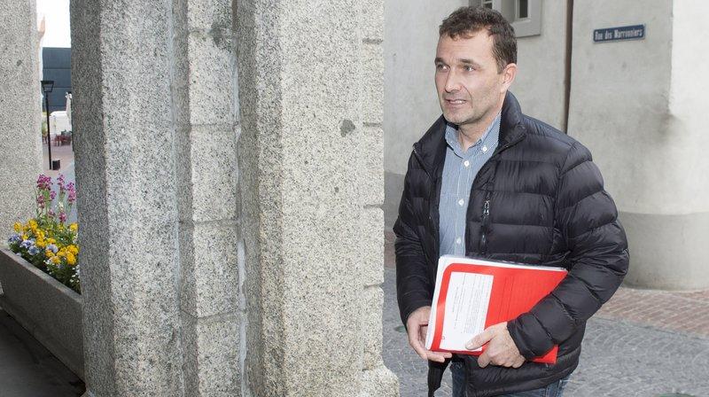 Leytron: nouvel échec judiciaire pour le président Patrice Martinet