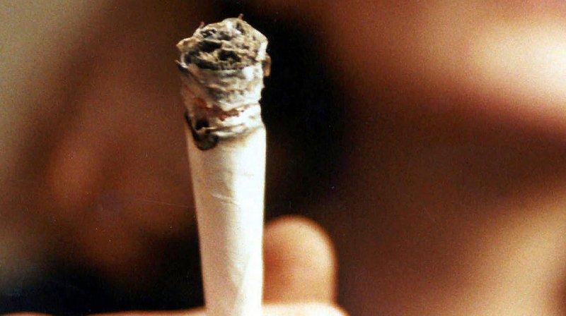 Les jeunes sont nombreux à consommer du cannabis.