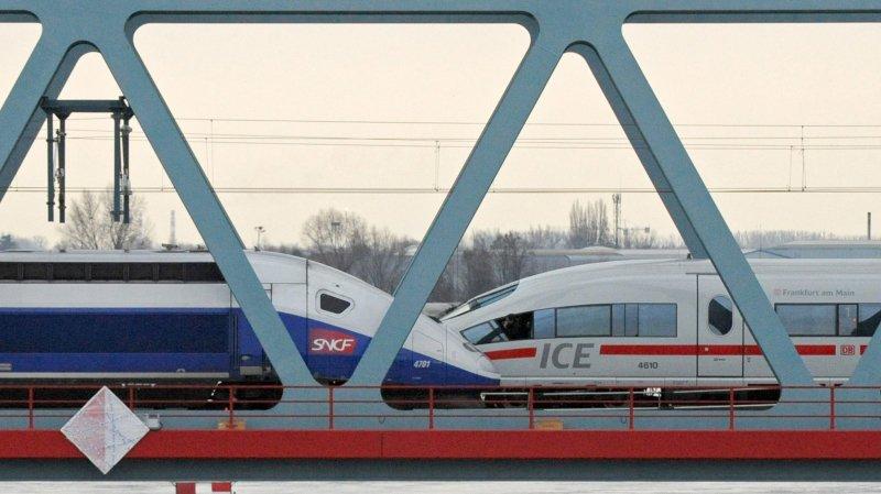 TGV et ICE unissent leurs forces à travers la fusion d'Alstom et de Siemens pour contrer le Chinois CRRC.