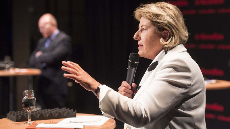 Chantal Balet nommée présidente de Gilliard
