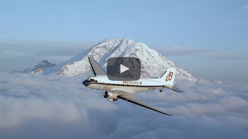 Sion Airshow: les vidéos à couper le souffle d'un tour du monde unique en DC-3