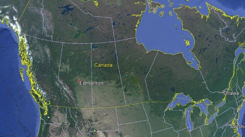 """Canada: cinq blessés dans une attaque qualifiée d'""""acte terroriste"""""""