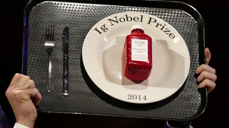 L'Ig Nobel récompense des études insolites, voire loufoques: découvrez notre sélection