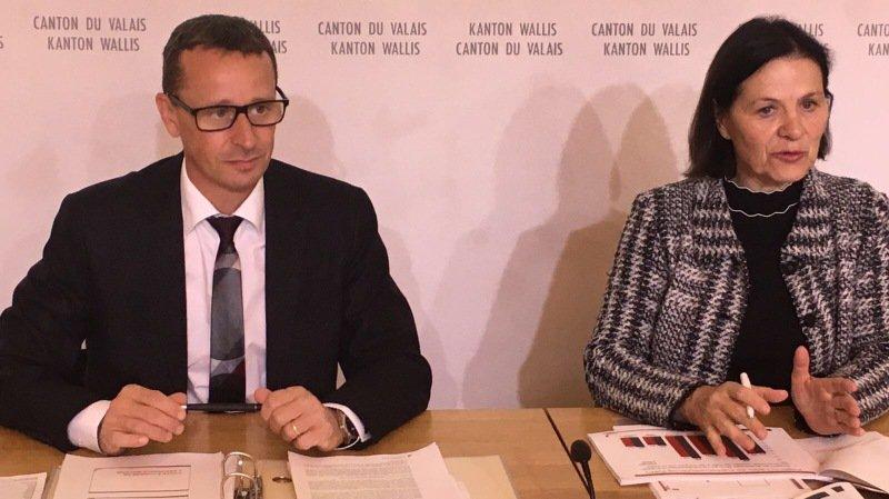 Primes d'assurance-maladie en Valais: la plus forte hausse touche les enfants