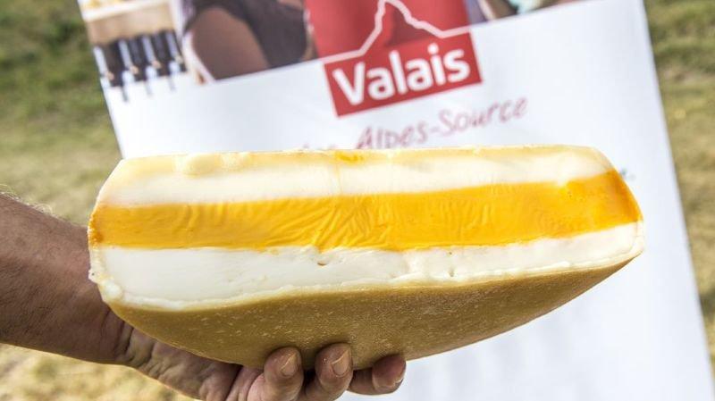 Un nouveau fromage à raclette valaisan pour marier chèvre, brebis et vache