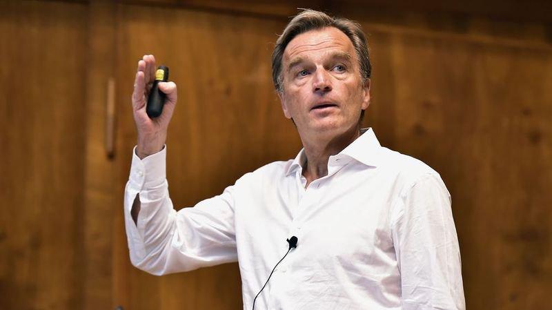 Jean-Philippe Rochat présidait l'association Sion 2026 depuis la fin de l'année 2016.