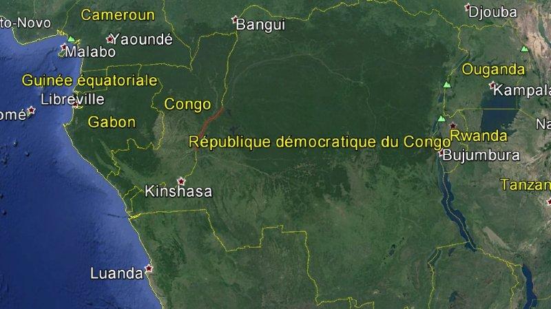 RDC: Crash d'un avion de transport militaire près de Kinshasa, des dizaines de morts