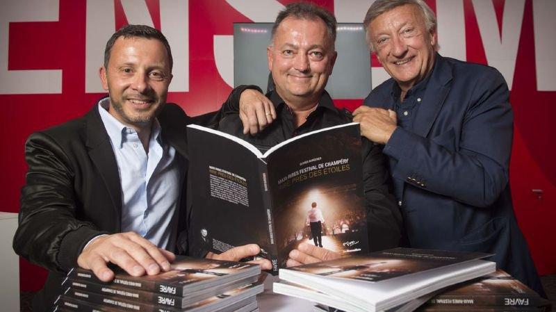 Maxi-Rires Festival: un livre pour célébrer 10 ans de rire