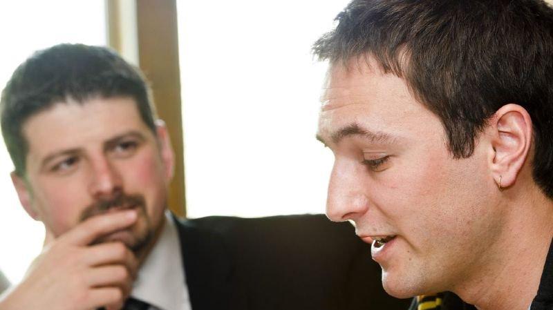 Yannick Buttet et Mathias Reynard sont co-présidents du groupe parlementaire Suisse-Catalogne.