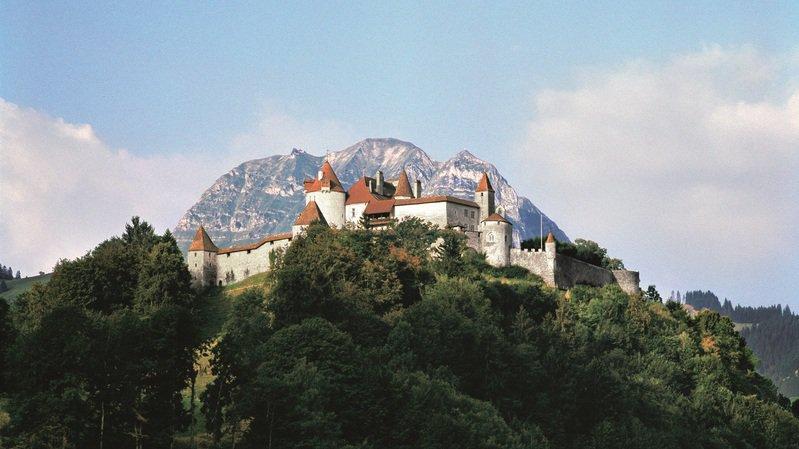 Patrimoine: dimanche, les châteaux suisses sont à la fête