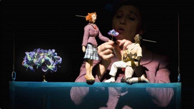 """Neuf spectacles figurent à l'affiche, dont """"Love me s'il te plaît"""", par la compagnie Théâtrenfance."""