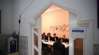 Simonetta Sommaruga en visite en Tunisie