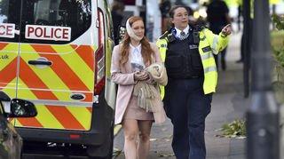 Explosion dans le métro de Londres