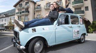 Fully: deux amoureux se lancent dans un rallye humanitaire