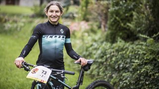 VTT: Florence Darbellay, gagnante du Grand Raid, a obtenu la reconnaissance du public