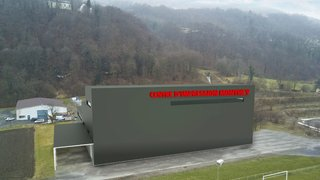 ESHMédias construit un nouveau centre d'impression à Monthey