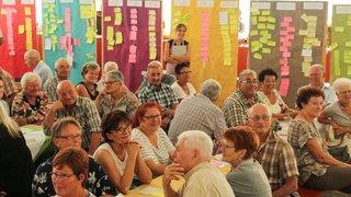 Conthey: 240 aînés ont dit ce qu'ils pensaient des infrastructures pour les retraités