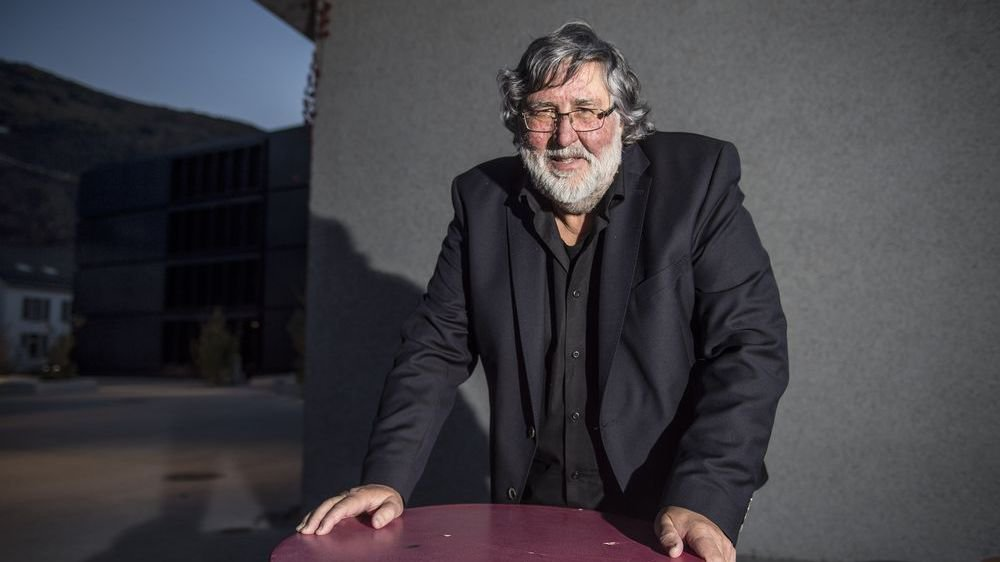 Producteur et réalisateur de Granges, Pierre-André Thiébaud a reçu le Prix culturel de l'Etat du Valais 2017.