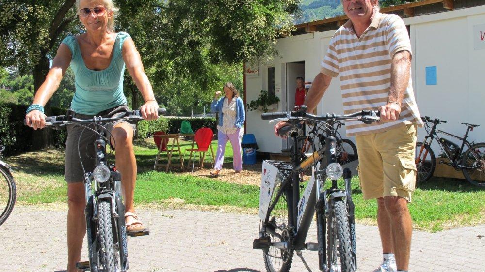 La ville de Sierre va opter pour un concept avec plusieurs stations.