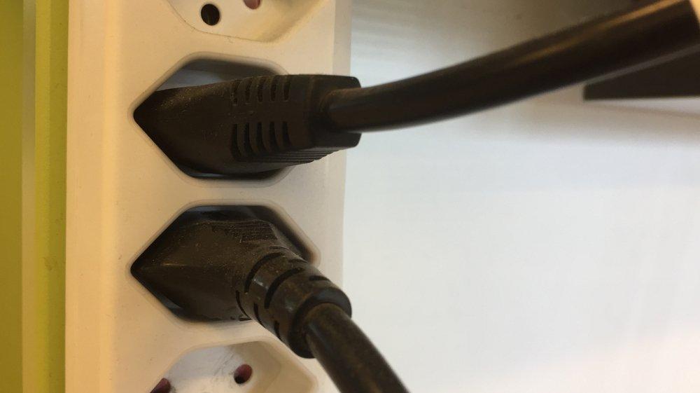 Les tarifs électriques sont différents d'une région à l'autre du Valais.