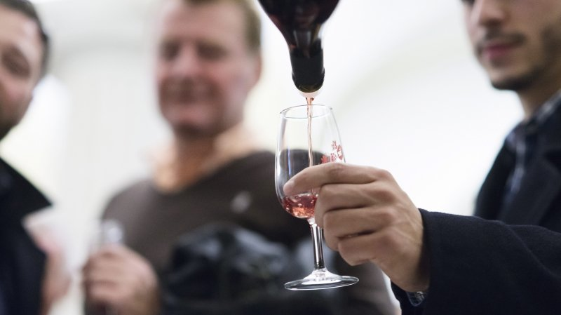 Grand Prix du vin suisse: plus de 100 médailles d'or valaisannes
