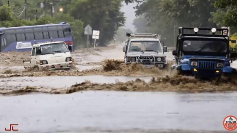 Costa Rica: la tempête tropicale Nate fait au moins 6 morts et 15 disparus