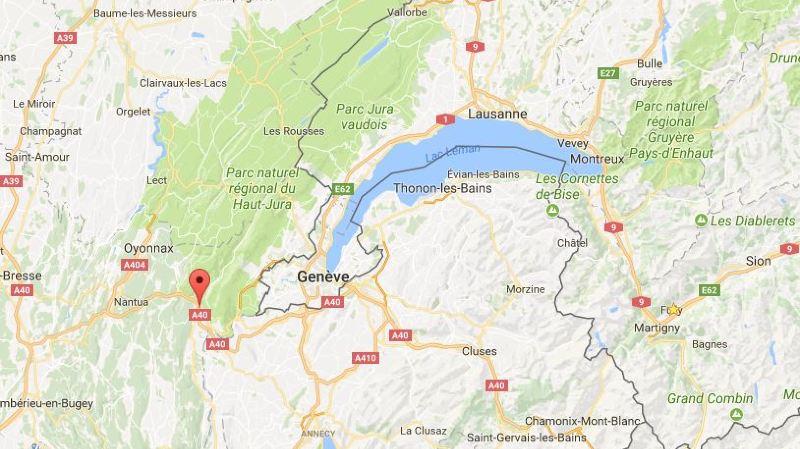 France voisine: les freins d'une voiture garée cèdent, un enfant meurt écrasé