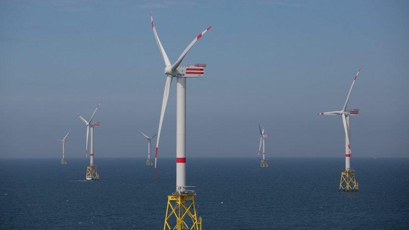 Énergie: les parcs éoliens en pleine mer pourraient fournir le monde entier en énergie