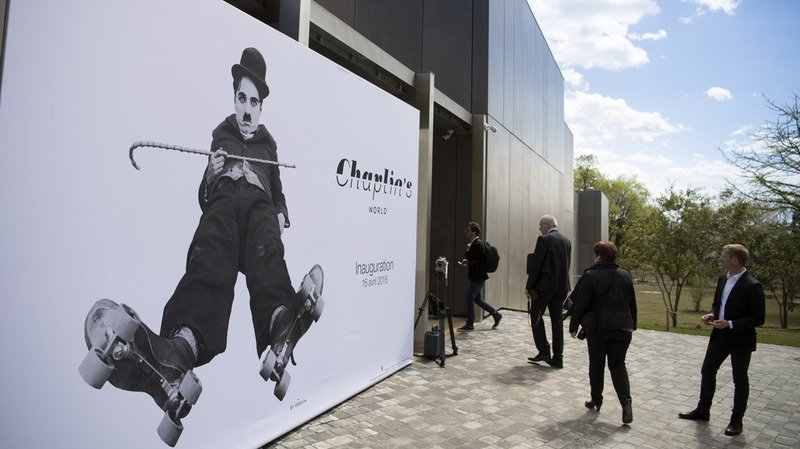 Le Musée Chaplin commémore les 40 ans de la mort de l'artiste