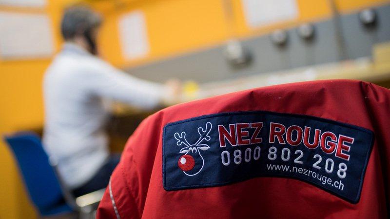 Sécurité routière: Nez Rouge recherche 9000 bénévoles pour sa 28e opération pendant les fêtes de fin d'année