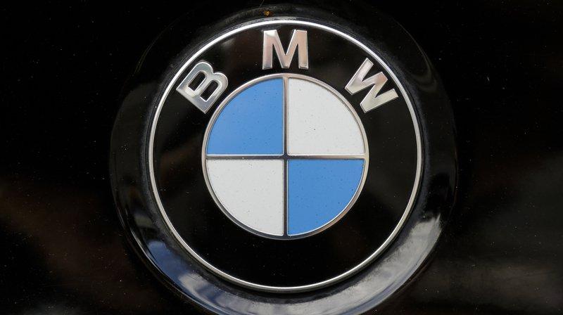 Concurrence: BMW contraint de payer une amende record de 157 millions de francs